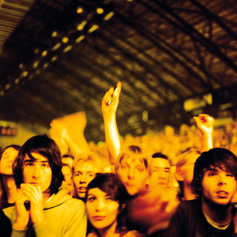 Coldplay Crowd · Newcastle, 2005