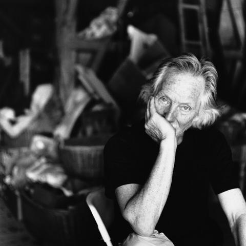 Klaus Voormann ·Seeshaupt, 2007