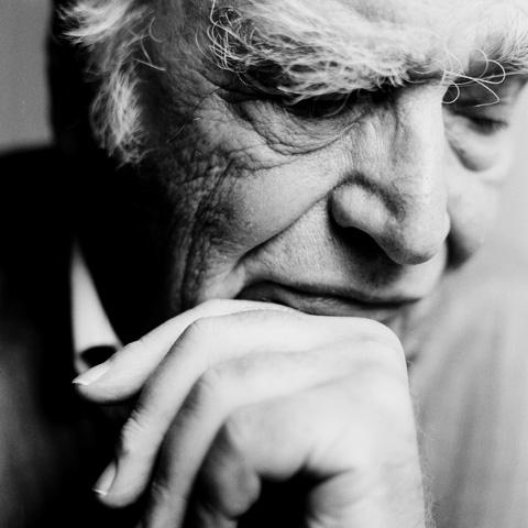 Martin Walser · Frankfurt, 2006